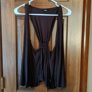 Vanity Mid-length Cloth Vest